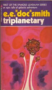 Cover of: Triplanetary (Lensman Series, Vol 1)