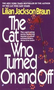 Cover of: The Cat Who Turned On and Off (Cat Who...)
