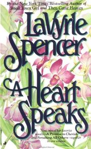 Cover of: A Heart Speaks