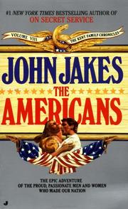 Cover of: The Americans | John Jakes