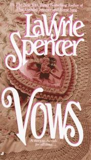 Cover of: Vows