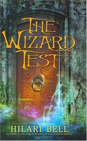 Cover of: The wizard test
