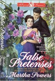 Cover of: False Pretenses