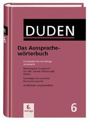 Cover of: Ausspracheworterbuch (Duden Series Volume 10)) | Max Mangold