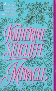 Cover of: Miracle | Katherine Sutcliffe