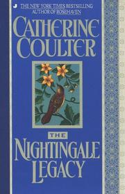 Cover of: The nightingale legacy | Catherine Coulter.