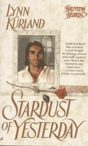 Cover of: Stardust of Yesterday (Haunted Hearts)
