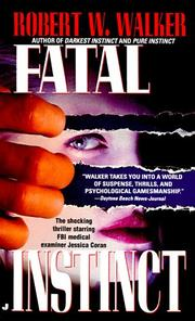 Cover of: Fatal Instinct
