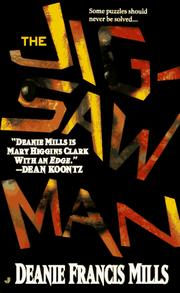 Cover of: The Jigsaw Man