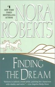 Cover of: Finding the dream