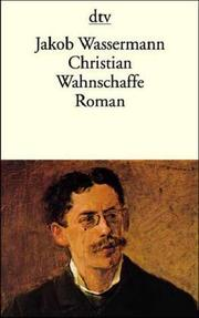 Cover of: Christian Wahnschaffe