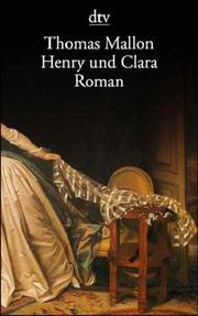 Cover of: Henry und Clara