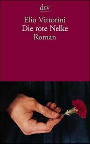 Cover of: Die rote Nelke