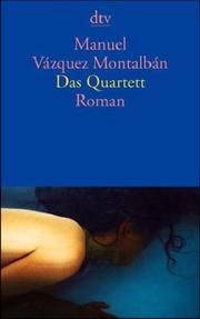 Cover of: Das Quartett