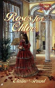 Cover of: Roses for Chloe