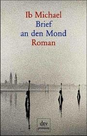 Cover of: Brief an den Mond