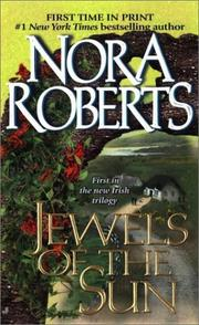 Cover of: Jewels of the sun: The Gallaghers of Ardmore Trilogy #1 (Irish Trilogy)