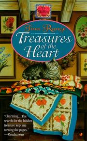 Cover of: Treasures of the Heart (Quilting) | Tina Runge