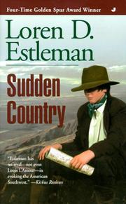 Cover of: Sudden country
