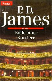 Cover of: Ende Einer Karriere