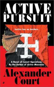 Cover of: Active pursuit | Alexander Court