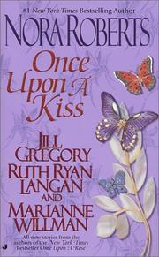 Cover of: Once Upon a Kiss |