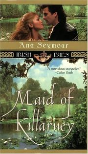 Cover of: Maid of Killarney