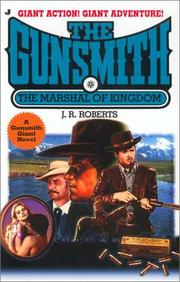 Cover of: The marshal of Kingdom | J. R. Roberts