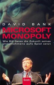Cover of: Microsoft- Monopoly