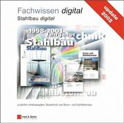Cover of: Stahlbau Digital Update 2002 CD-Rom