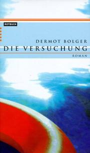 Cover of: Die Versuchung