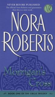 Cover of: Morrigan's Cross (The Circle Trilogy, Book 1)