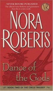 Cover of: Dance of the Gods (The Circle Trilogy, Book 2)