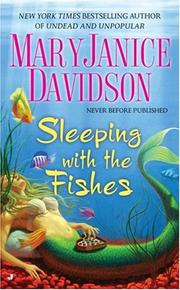 Cover of: Sleeping with the Fishes (Fred the Mermaid, Book 1)