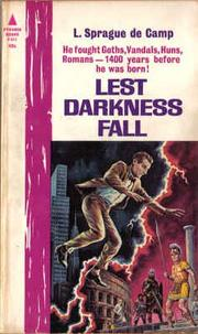 Cover of: Lest Darkness Fall (Pyramid SF, F-817) |