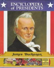 Cover of: James Buchanan: fifteenth president of the United States