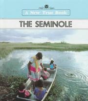 Cover of: The Seminole | Emilie U. Lepthien