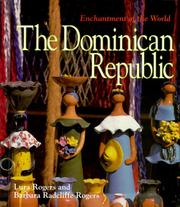 Cover of: The Dominican Republic | Lura Rogers Seavey