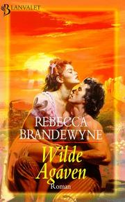 Cover of: Wilde Agaven