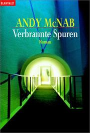 Cover of: Verbrannte Spuren