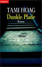 Cover of: Dunkle Pfade