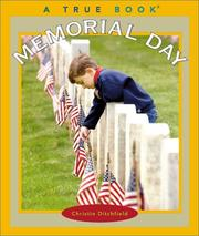 Cover of: Memorial Day