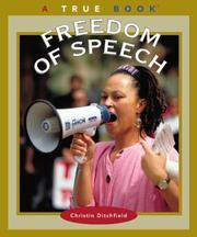 Cover of: Freedom of Speech