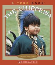 Cover of: The Chippewa (True Books) |
