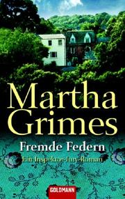 Cover of: Fremde Federin