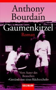 Cover of: Gaumenkitzel