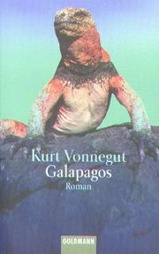 Cover of: Galapagos. Roman