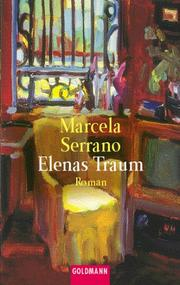 Cover of: Elenas Traum