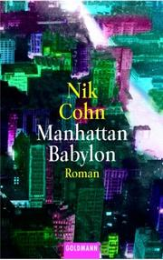 Cover of: Manhattan Babylon