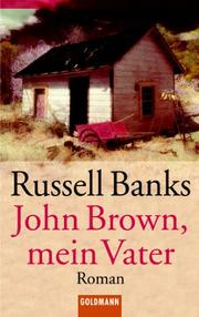 Cover of: John Brown, mein Vater